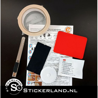 Stickerland Montageset