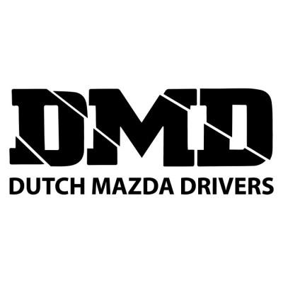 Dutch Mazda Drivers sticker...
