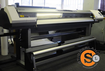 Stickerland Fullcolor printer