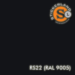RS22 (RAL 9005)